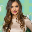 Nina Dobrev Hair - Long Wavy Cut