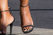 Octavia Spencer Heels