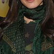 Olivia Munn Accessories - Patterned Scarf