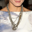 Olivia Palermo Layered Chainlink Necklaces