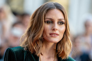 Olivia Palermo Shoulder Length Hairstyles