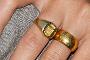 Olivia Wilde College Ring