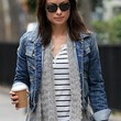 Olivia Wilde Clothes - Denim Jacket