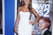 Melissa Gorga Strapless Dress