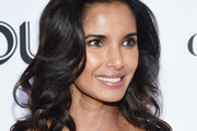 Padma Lakshmi Shoulder Length Hairstyles