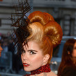Paloma Faith Hair - Retro Updo