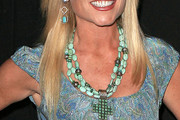 Pamela Bach Layered Beaded Necklace