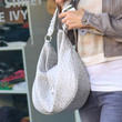 Paris Hilton Leather Hobo Bag