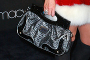 Paris Hilton Metallic Purse