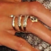 Paris Hilton Jewelry - Snake Ring