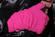Patty Smyth Fingerless Gloves