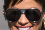 Paula Patton Classic Sunglasses