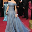 Penelope Cruz Clothes - Off-the-Shoulder Dress