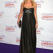 Penny Lancaster Empire Gown