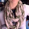 Peta Murgatroyd Accessories - Patterned Scarf