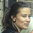 Pippa Middleton Hair - Loose Ponytail