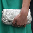 Pippa Middleton Handbags - Metallic Clutch