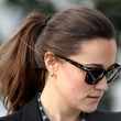 Pippa Middleton Hair - Ponytail