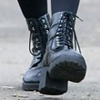 Pixie Geldof Shoes - Lace Up Boots