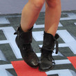 Pixie Lott Lace Up Boots