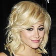 Pixie Lott Layered Razor Cut