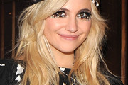 Pixie Lott Long Straight Cut