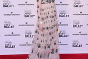 Olivia Palermo Empire Gown