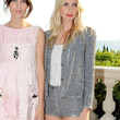 Poppy Delevingne Clothes - Short Suit
