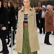 Poppy Delevingne Clothes - Trenchcoat