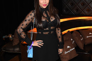 Janel Parrish Shirtdress