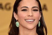 Paula Patton Medium Straight Cut