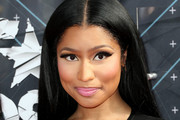 Nicki Minaj Long Straight Cut