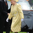 Queen Elizabeth Il Clothes - Evening Coat
