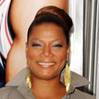 Queen Latifah Hair - Classic Bun