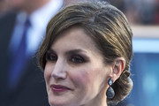 Queen Letizia of Spain Updos