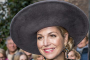 Queen Maxima Casual Hats