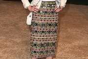 January Jones Pencil Skirt