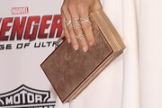 Elsa Pataky Box Clutch