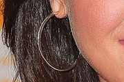 Rachael Ray Sterling Hoops