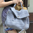 Rachel McAdams Handbags - Quilted Leather Bag