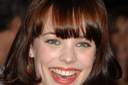 Rachel McAdams Short cut with bangs