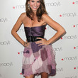 Rachel Mccord Clothes - Strapless Dress
