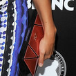 Rashida Jones Hard Case Clutch