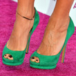 Rashida Jones Peep Toe Pumps
