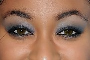 Raven Symone Jewel Tone Eyeshadow
