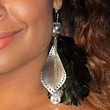 Raven Symone Jewelry - Sterling Dangle Earrings