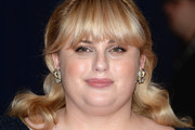Rebel Wilson Half Up Half Down