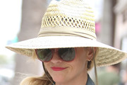 Reese Witherspoon Casual Hats