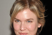 Renee Zellweger Bobby Pinned updo
