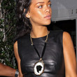 Rihanna Jewelry - Cameo Pendant Necklace